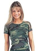Womens Camo Clothing