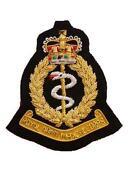 British Army Blazer Badges