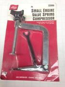 Small Engine Valve Spring Compressor