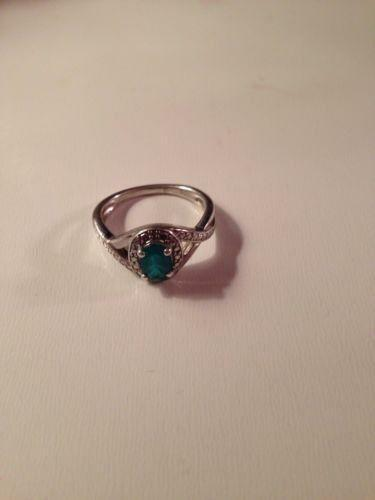 used emerald jewelry ebay