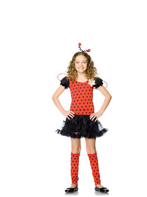 Adorable Daisy Bug Kids Costume size XS 3-4 - Daisy Bug Costume