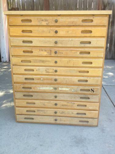 Blueprint Drawer: Filing Cabinets   eBay