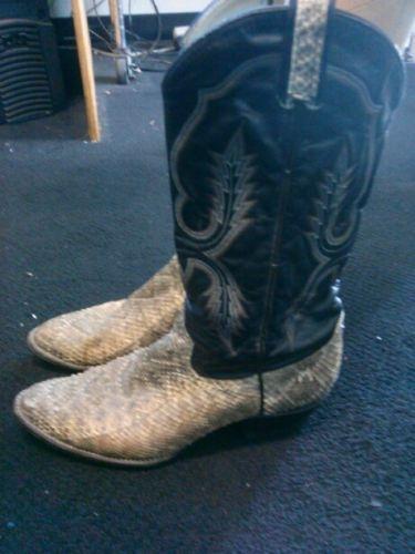 Rattlesnake Boots Ebay