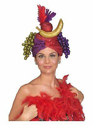 Carmen Miranda Hat Costume (Rubie's Costume Co Carmen Miranda Hat)