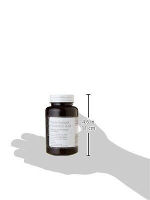 Hyaluronic Acid 300mg x 180 tablets . Triple Strength Hyalur