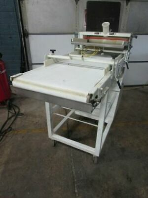 Bloemhof Commercial Dough Sheeter On Casters