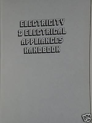 Electricity & Electrical Appliances Handbook Adams Arco