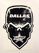 Dallas Cowboys Car Decal