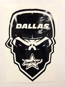 Dallas Cowboys Car Decal