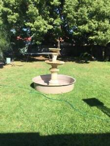 3 Tier Water Feauture for sale including pump water Fountain Wagga Wagga Wagga Wagga City Preview