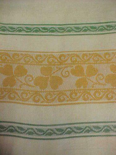 Green Damask Tablecloth Ebay