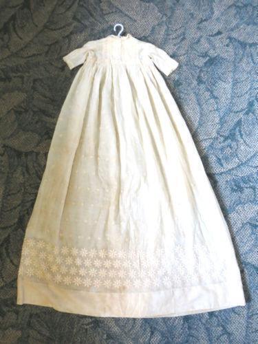 Vintage Christening Gown Ebay
