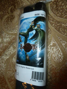 "Bayonetta Cloth Scroll Poster - 15"" x 22"" - prefer unopened Kingston Kingston Area image 1"