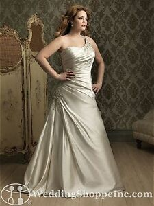 Customer Made Wedding Dress - Never Worn! Approx Size 24