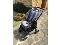 Maxi Cosi Loola 3 Pushchair + Carrycot + Raincover + Car Seat Adapters