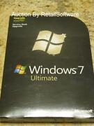 Windows 7 Ultimate Upgrade