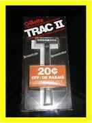 Gillette Trac II Razor