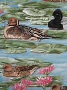Cotton Duck Fabric