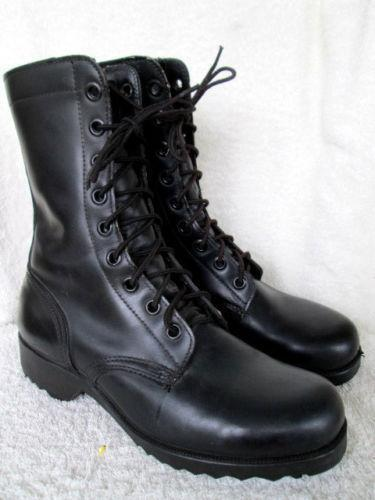 Vintage Us Army Boots Ebay