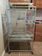 Used Bird Cages