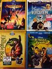 Disney Blue Ray Lot