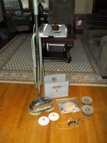 Electric Floor Buffer Ebay