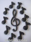 Music Cake Decorations