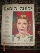 Radio Guide Magazine