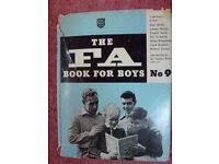 FA Book for Boys No9 For Sale