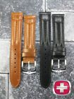 Genuine Leather Band 19mm Wristwatch Bands