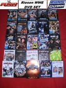 Wrestling Sammlung