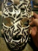Gerry Cheevers Mask