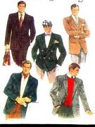 Men's Jacket Sewing Patterns