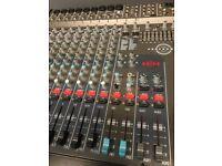 HH Performer EFX mixing desk