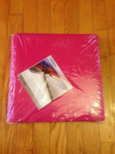 creative memories 12x12 album pink  ebay