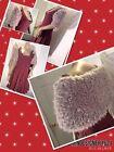 Faux Fur Vests for Women