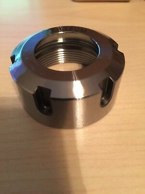 Sale - Stainless Er32 High Speed Collet Nut Buy 5 For The Price Of 4 - Nib