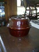 Antique Crock Pot