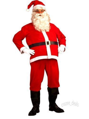 96f7144463 Santa Claus Costume