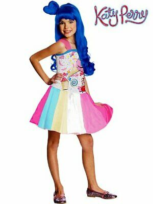 Katy Perry Costume (Katy Perry Candy Gurl Costume Size:)