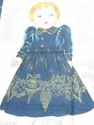 Daisy Kingdom Doll Panel