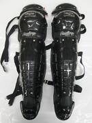 Catchers Shin Guards