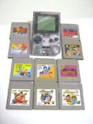 Gameboy Color Clear Purple