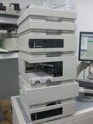 Hp Agilent 1100 Series Rid Hplc System