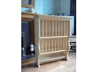 Plate rack, solid pine