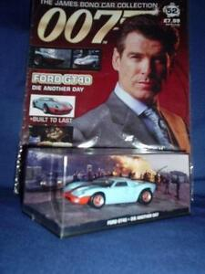 James Bond Car Collection Ebay