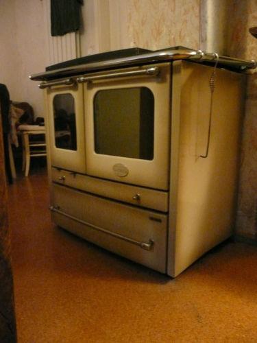 holzofen k chenofen fen ebay. Black Bedroom Furniture Sets. Home Design Ideas