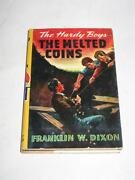 Hardy Boys Melted Coins
