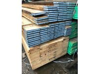 10ft New Scaffold Boards 3m x 225 x 38mm