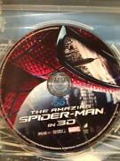 The Amazing Spiderman Blu Ray